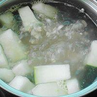 冬瓜薏米排骨汤的做法图解5
