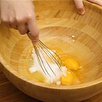 黑芝麻鸡蛋卷,这样做就能酥的不要不要的。的做法图解2