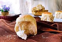 棉花糖小面包(夹馅版)#颜值的实力派#的做法