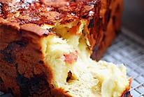 火腿芝士手撕面包的做法