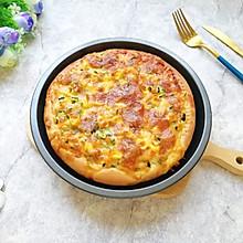 土豆彩蔬披萨#夏天夜宵High起来!#