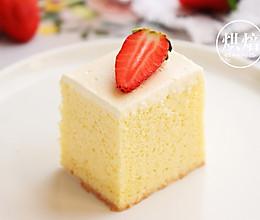 中筋面粉做三奶蛋糕的做法