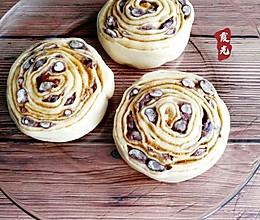 #元宵节美食大赏#红糖蜜豆卷的做法