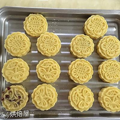 【Linly烘焙屋】夏日消暑点心➮绿豆糕