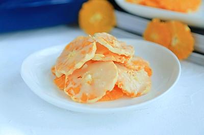 韩国济州岛零食-橘子巧克力