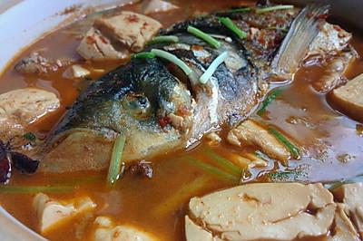 (妖妖家的厨房)鲢鱼豆腐砂锅煲