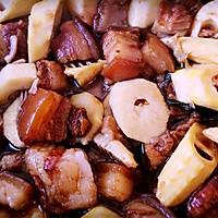 笋焖肉的做法图解6