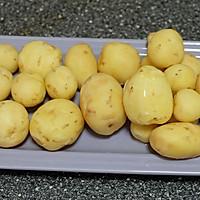 无油红烧鸡翅土豆的做法图解2