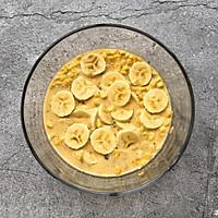 香蕉蓝莓燕麦的做法图解3