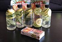 #糖小朵甜蜜控糖秘籍#青瓜柠檬水的做法