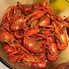 香辣小龙虾+蒜香小龙虾