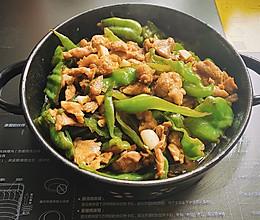湘菜版辣椒炒肉的做法