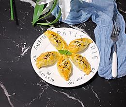 紫薯酥(蛋挞皮版)#馅儿料美食,哪种最好吃#的做法