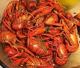 香辣小龙虾+蒜香小龙虾的做法