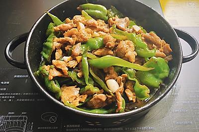 湘菜版辣椒炒肉