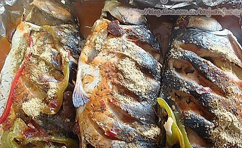 香香烤鱼的做法