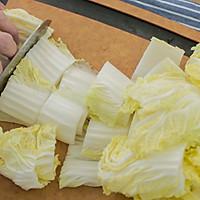 白菜虾皮豆腐煲的做法图解7
