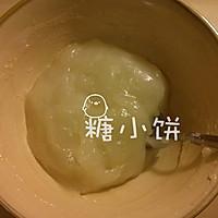 和果子系列【杏桃&西梅麻薯】基础求肥饼皮的做法图解4