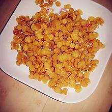 焦糖玉米片~宝宝零食