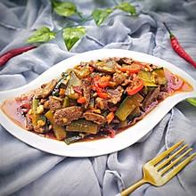 黄瓜爆炒猪肝