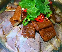#中秋团圆食味#卤牛肉锅仔的做法
