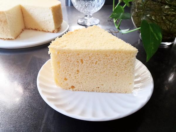 粘米粉戚风蛋糕的做法