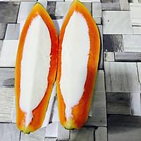 木瓜牛奶冻的做法图解6
