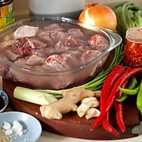 #金龙鱼营养强化维生素A纯香 新派菜籽油#干锅排骨的做法图解1
