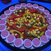 客浦TO5330烤箱------花边萨拉米肠披萨的做法图解18