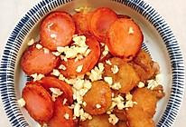 下酒小菜:煎肠肠的做法