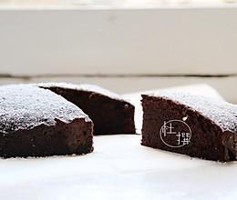 纯素椰子油巧克力蛋糕Vegan Chocolate Cake的做法