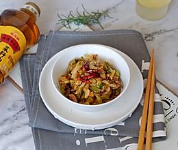 榨菜炒肉丝#金龙鱼外婆乡小榨菜籽油 外婆的时光机#的做法