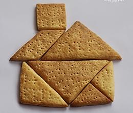 高钙七巧板饼干的做法
