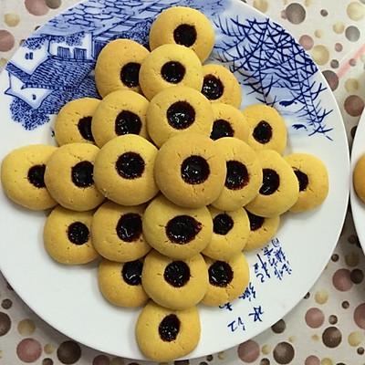 蓝莓酥,草莓酥(方子参照忆江雪糕自己改了几个细节)