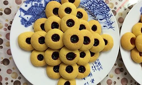 蓝莓酥,草莓酥(方子参照忆江雪糕自己改了几个细节)的做法