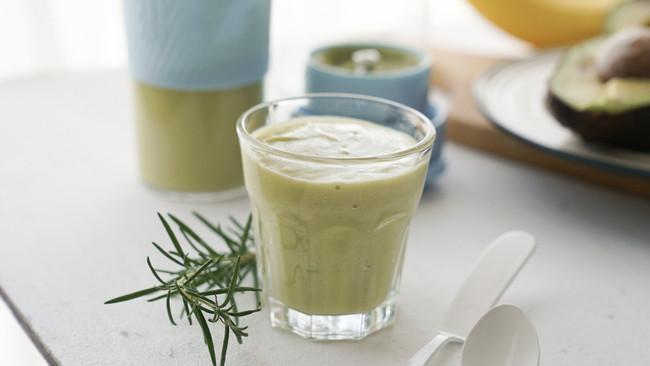 营养健康来一杯--牛油果奶昔的做法