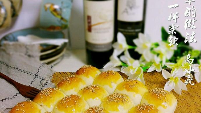 简单小面包#长帝烘焙节(刚柔阁)#