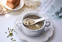 百合莲子绿豆汤#炎夏消暑就吃「它」#的做法