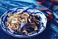 白菜炒平菇的做法