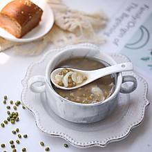 百合莲子绿豆汤#炎夏消暑就吃「它」#