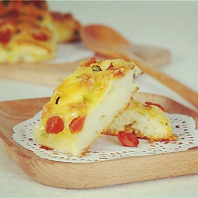 最爱营养早餐——葱香芝士面包条