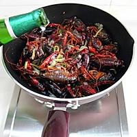 啤香小龙虾的做法图解4
