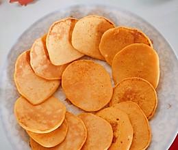 胡萝卜饼和南瓜饼的做法