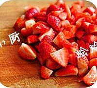 草莓果酱的做法图解2