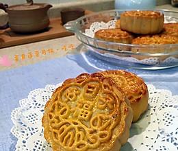 广式莲蓉蛋黄月饼——吃吃的做法