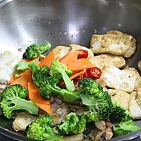 家常豆腐的做法图解4