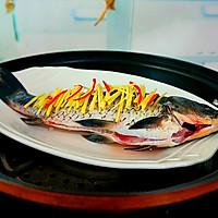 健康饮食----清蒸鲫鱼的做法图解5
