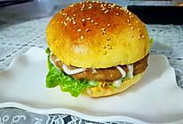 猪肉汉堡包的做法