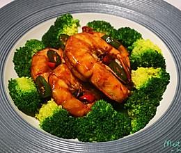 垂涎欲滴的油焖大虾的做法