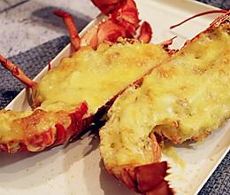 芝士焗龙虾#今天吃什么#的做法